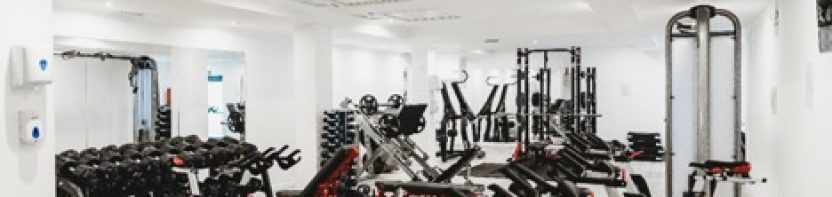 Vancouver Fitness Studio Renovation